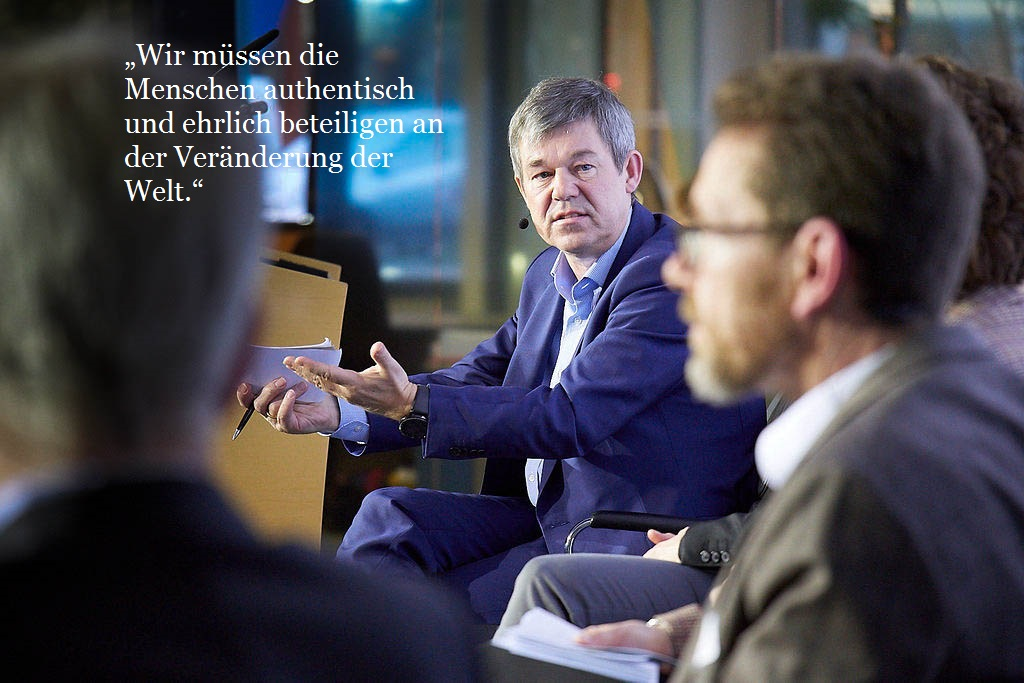 Prof. Dr. Andreas Boes, ISF München, Vorstandsmitglied