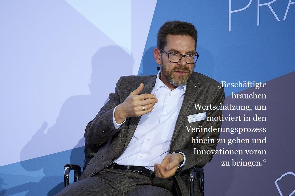 Prof. Dr. Sascha Stowasser, Institut für angewandte Arbeitswissenschaft e.V., Direktor